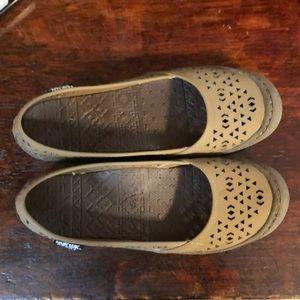 Mukluk shoes
